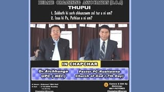 Inchapchar - UPC Vrs Church Of God (7th Day)