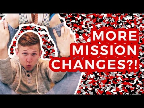 UPCOMING MORMON MISSION CHANGES!! 😱