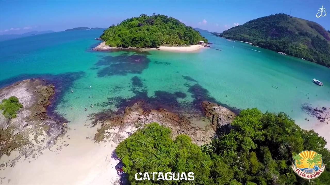 Ilha Grande Ilhas Paradisíacas Brasil Youtube