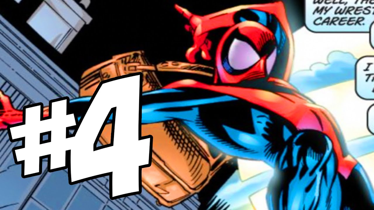 ultimate spiderman peter parker issue 4 full comic