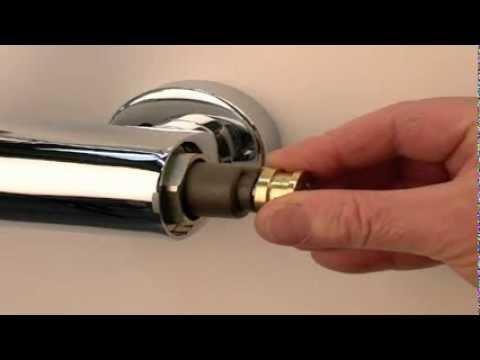 Shower Bar Valve Temperature Calibration Procedure | How to