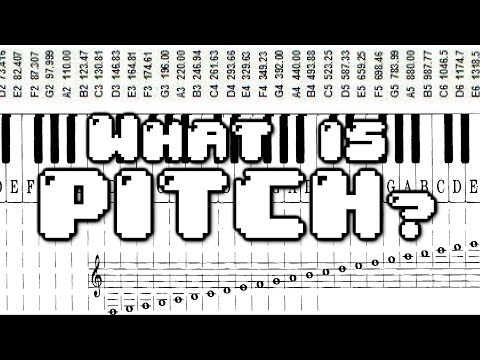 HISTORY OF PITCH: 440hz vs 432hz