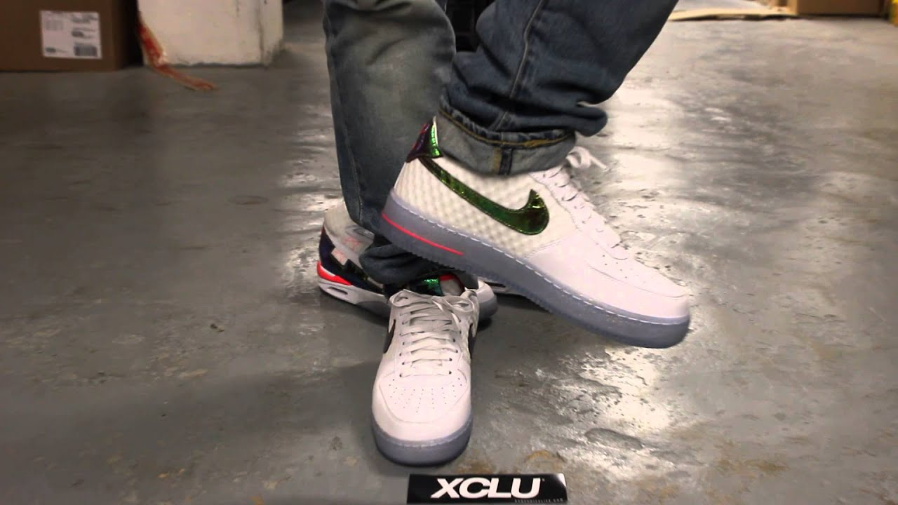 nike hyper shoes mike air force 1