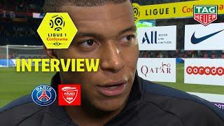 Interview de fin de match : Paris Saint-Germain - Nîmes Olympique (3-0) / 2019-20