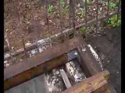 видео: СТРОИТЕЛЬСТВО САДОВОГО ТУАЛЕТА