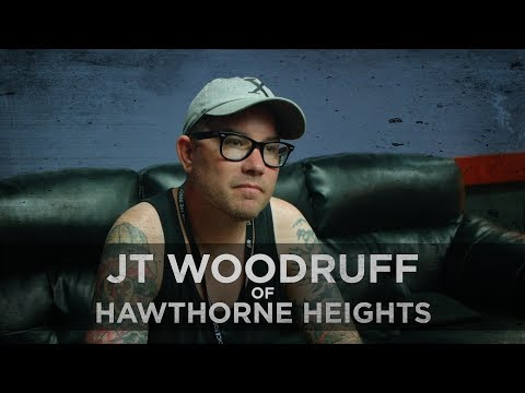 """They Called Me A Sellout"" -- JT Woodruff of Hawthorne Heights"