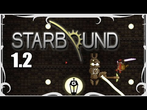 Ancient Forge | Starbound 1.2