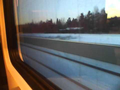 VR Sm5 FLIRT (Stadler Rail) 35 Välillä Aviapolis-Kivistö