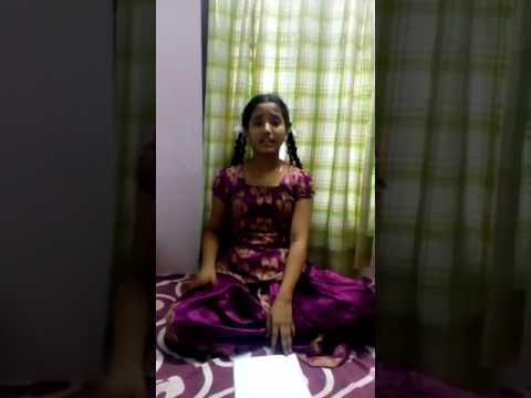 Pahi pahi gajanana song by navya