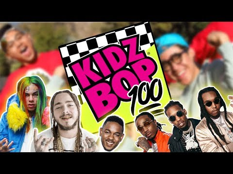 If Kidzbop did rap