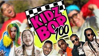 If Kidzbop did rap