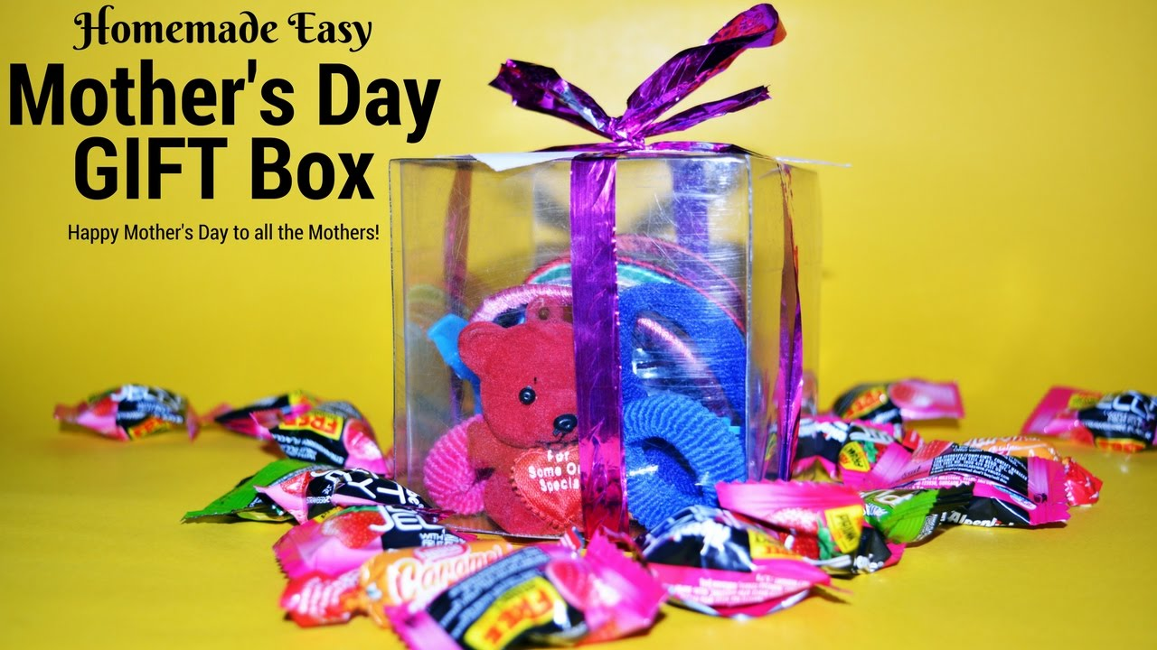 Diy Mother S Day Gift Box From Plastic Bottle Easy Simple Last