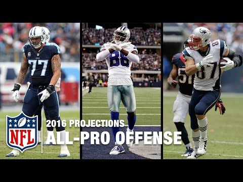 2016 All-Pro Offense: No Brady, Rodgers, or Cam? | NFL Now 2016 Season Predictions