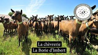 Vous êtes bien en Vallée de la Dordogne : La Chêvrerie La Borie d'Imbert