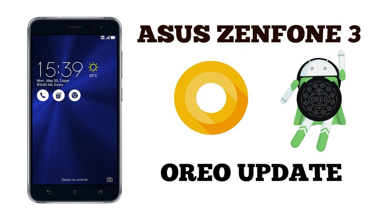 aggiornamento android 8.0 asus zenfone 3 max