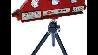 МИНИ лазерный уровень intertool МТ-3008