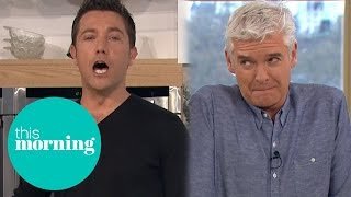 Gino's Rant Shocks Phillip And Ruth | This Morning
