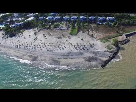 Weekend Getaway Playa Bonita Panama [Drone HD]
