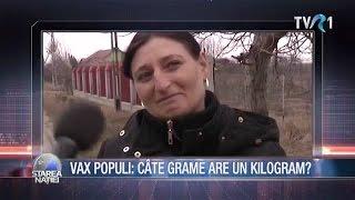 Vax Populi Cate grame are un kilogram