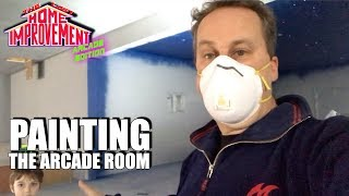 Painting The Arcade - Home Improvement - Ep 14