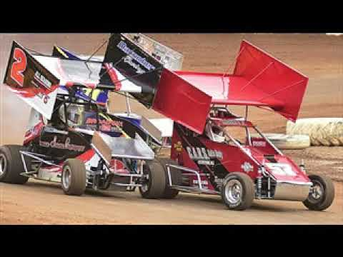 June 16 Hamlin Speedway Highlights