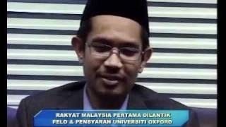 Anak Melayu Pertama Menjadi Pensyarah di Universiti Oxford (lepasan dari sistem Pondok)