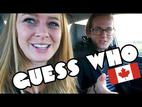 Meeting Strangers In Vancouver Canada! 👀 (GUESS WHO)