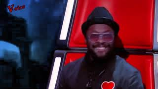 VADER  ( Death metal band ) The voice 2021. Blind audition .