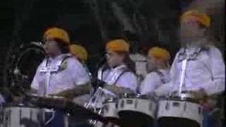 Part 6 - Halftime Show - 25 or 6 to 4 AI Dupont HS Marching Band 20...