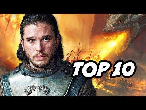 Game Of Thrones Season 8 TOP 10 Easter Eggs - New Targaryen Book