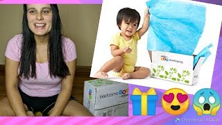 AMAZON BABY BOX Unboxing | FREE Baby Stuff!! Tons of FREEBIES and Coupons!!