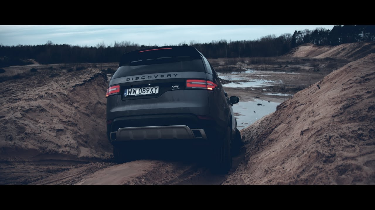 Land Rover Discovery w terenie – TEST
