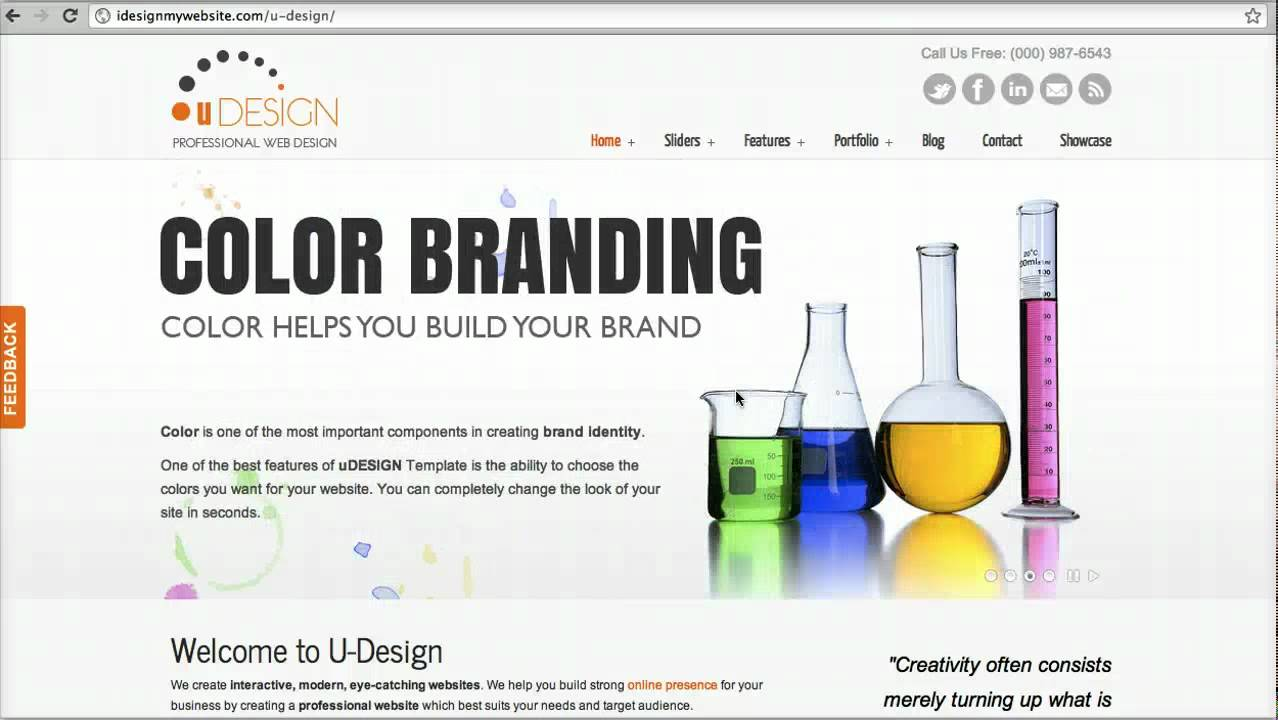Colors for professional website - How Do Images And Colours Influence Wordpress Theme Sales