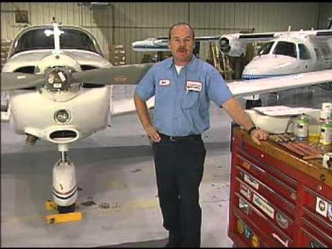 Aviation Propeller Care & Maintenance
