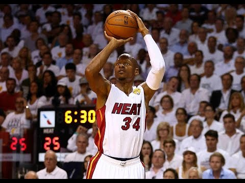 Top 10 Clutch Shots Ray Allen