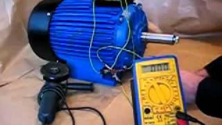 Magnet Generator - générateur - generador - генератор - generatorius - generatore 10kw 750rpm