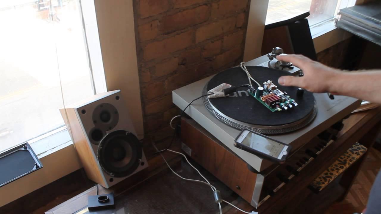 perfk TPA3116 LM1036 HiFi Endverst/ärker Mini Digital Audio Stereo Verst/ärker 2x50W