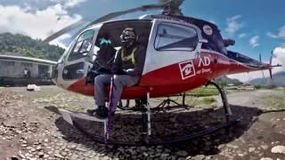 «Спасатели Эвереста» в 360° – Гималаи с высоты птичьего полета