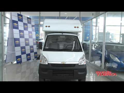 Chevrolet N300 Work 2014
