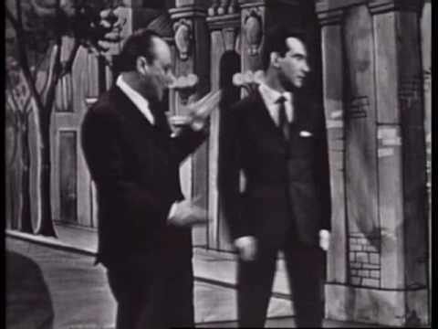 Walter Chiari e Mario Riva - Il timido
