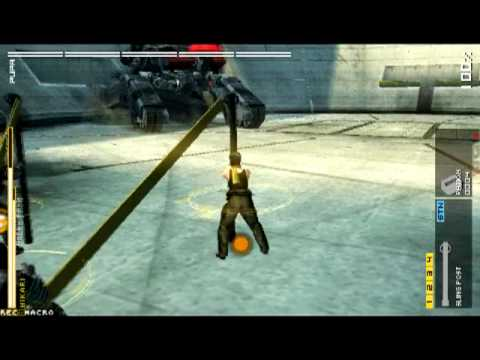 MGS:PW Human Sling Shot Coop Weapon