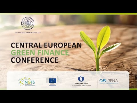Green Finance Conference 2020 | MNB | EBRD