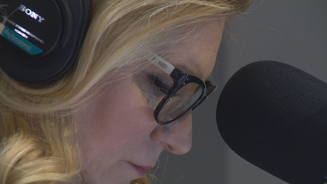 Radio host Delilah is back on the air