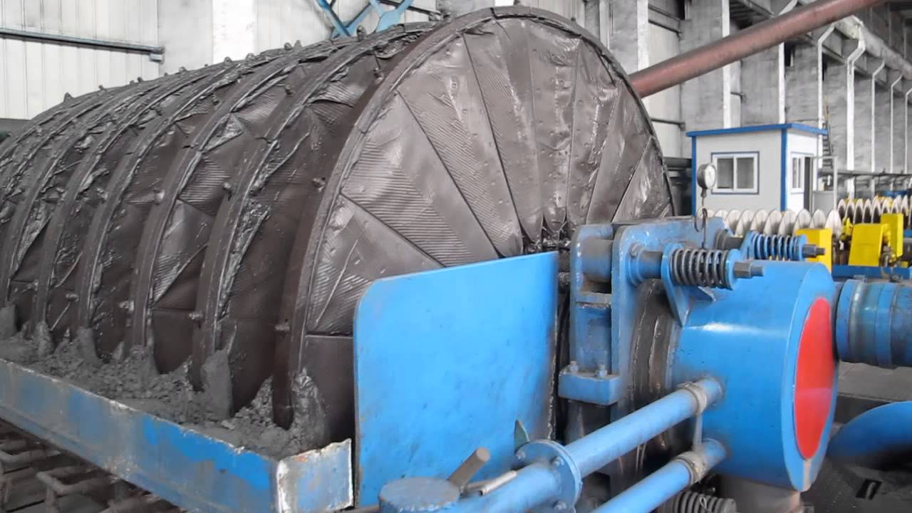 Iron Ore Concentrate Filtration Disc Filter Cloth