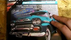 Classic Industries FREE Truck Parts Catalog!!!