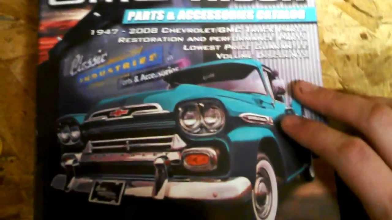 classic industries truck catalog
