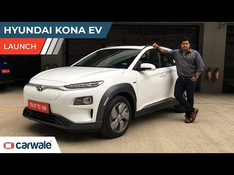 Hyundai Kona EV | Features and More | Price Rs 25.30 lakhs Onwards | CarWale