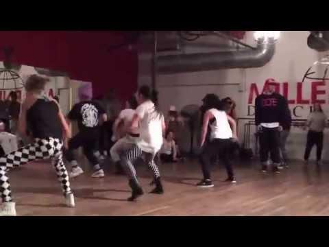Tessa Bella  Hip Hop  age 10  Lil Jon Bend Ova feat. Tyga  Choreo: Matt Stefina