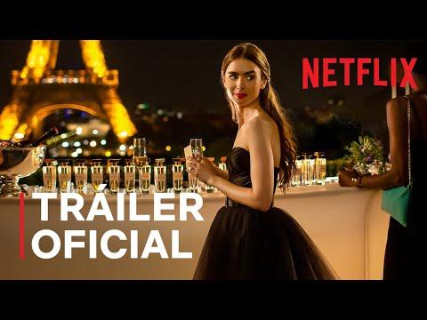 Emily en París (en ESPAÑOL) | Tráiler oficial | Netflix