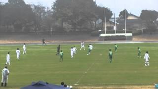 2014年11月29日に行われた、関東ユース(U-13)リーグのエスペランサ対ウ...
